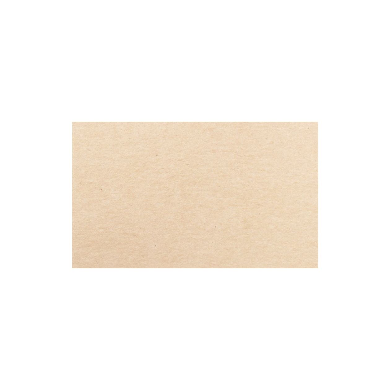ネームカード HAGURUMA Basic ウッドブラウン 260g