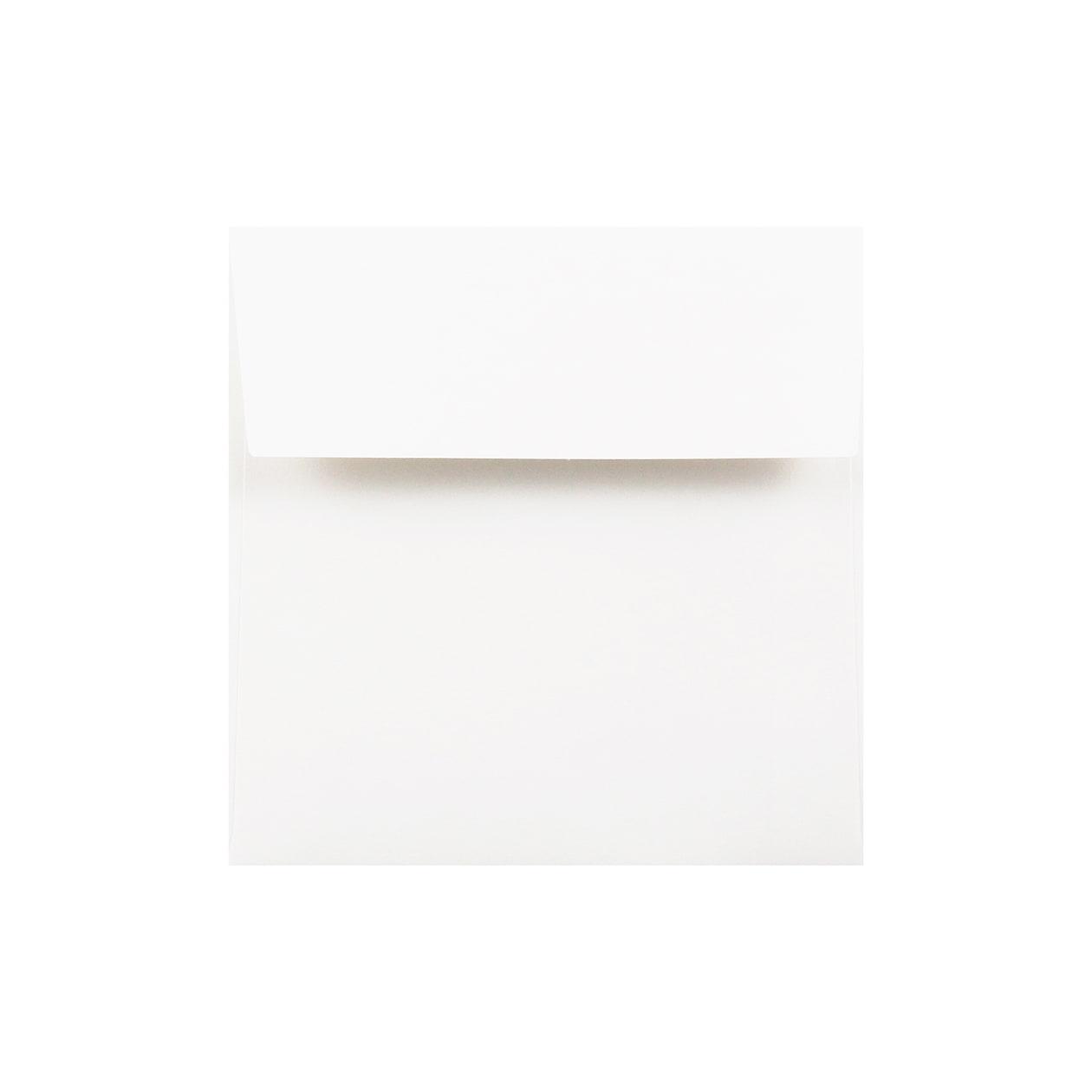 SE16カマス封筒 HAGURUMA Basic プレインホワイト 100g