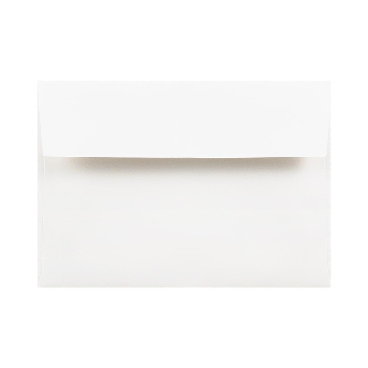 角6カマス封筒 HAGURUMA Basic プレインホワイト 100g