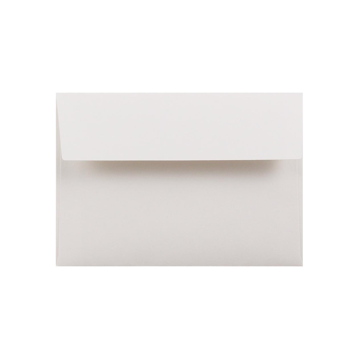 洋2カマス封筒 HAGURUMA Basic プレインホワイト 100g