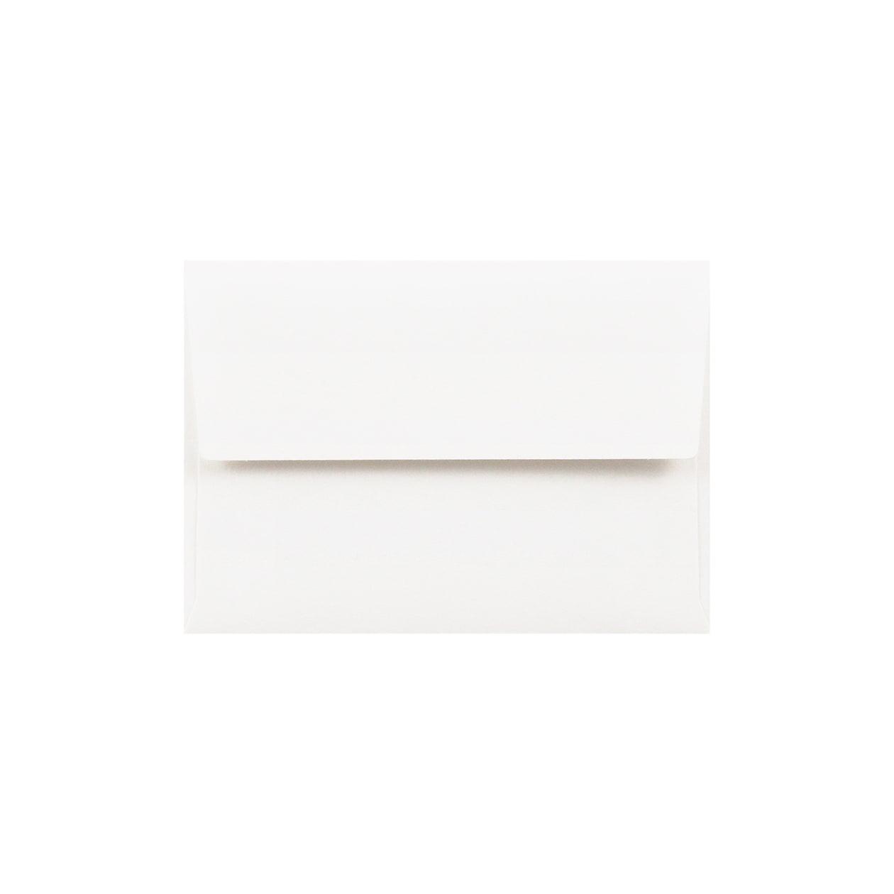 C7カマス封筒 HAGURUMA Basic プレインホワイト 100g