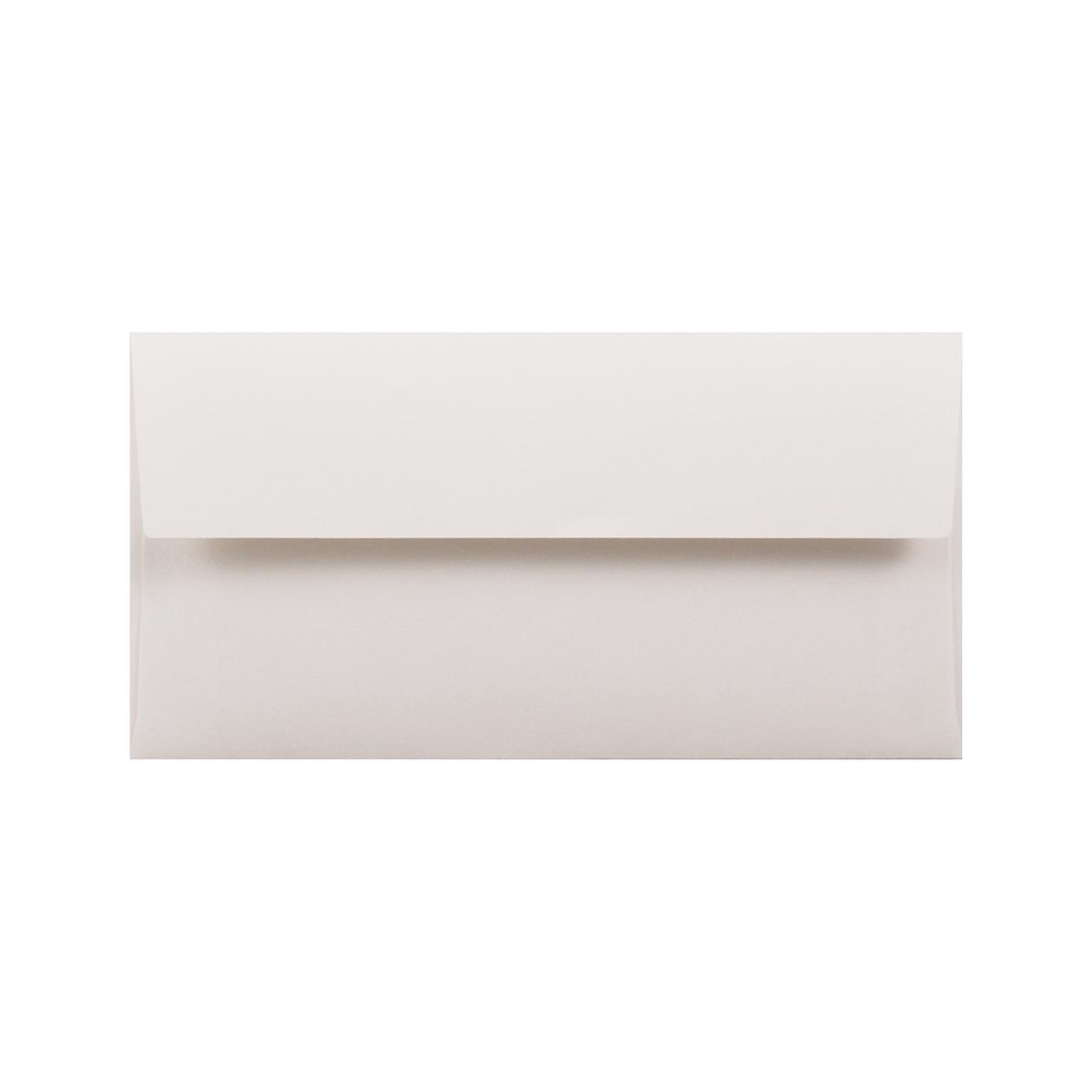 洋6カマス封筒 HAGURUMA Basic プレインホワイト 100g