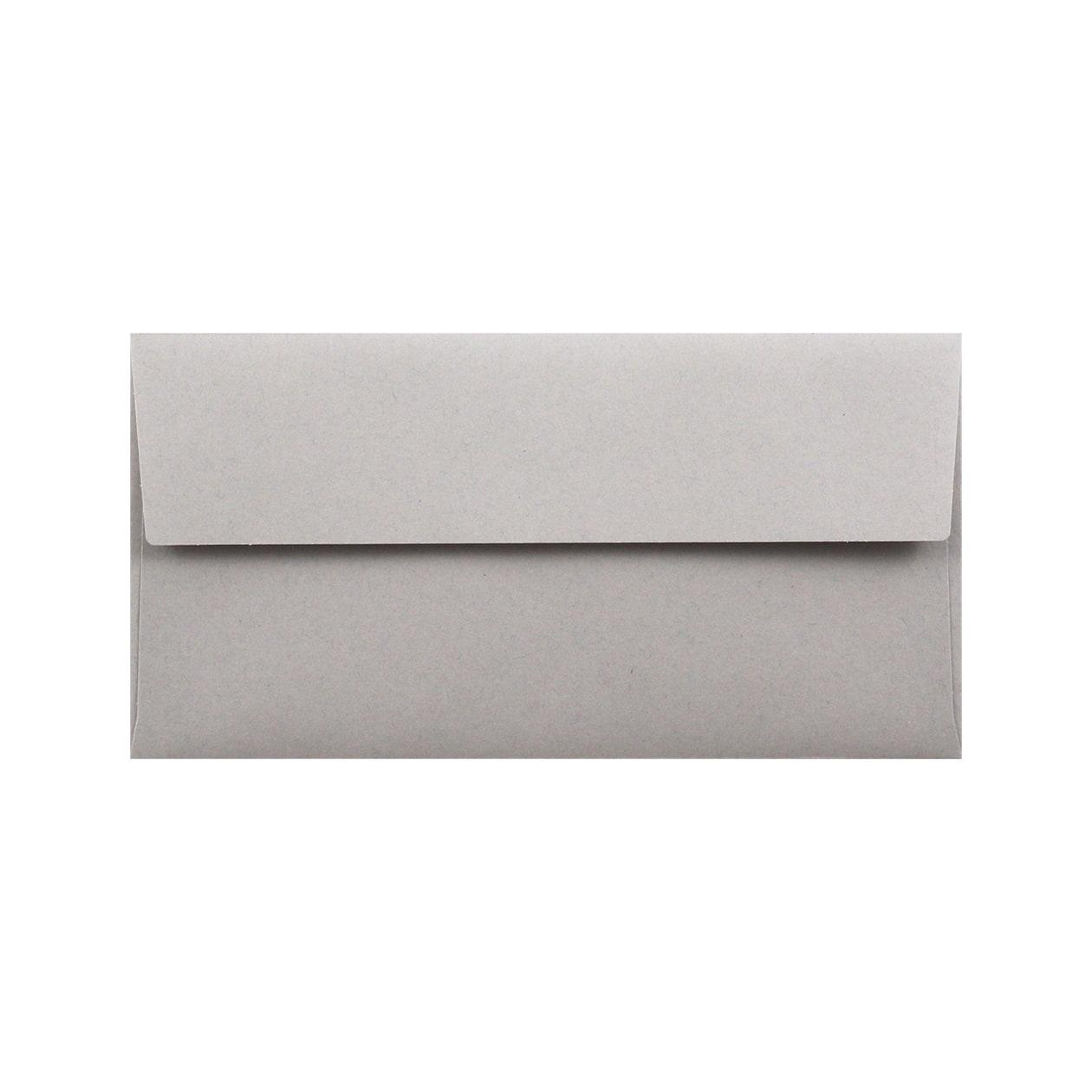 洋6カマス封筒 HAGURUMA Basic ライナーグレイ 100g