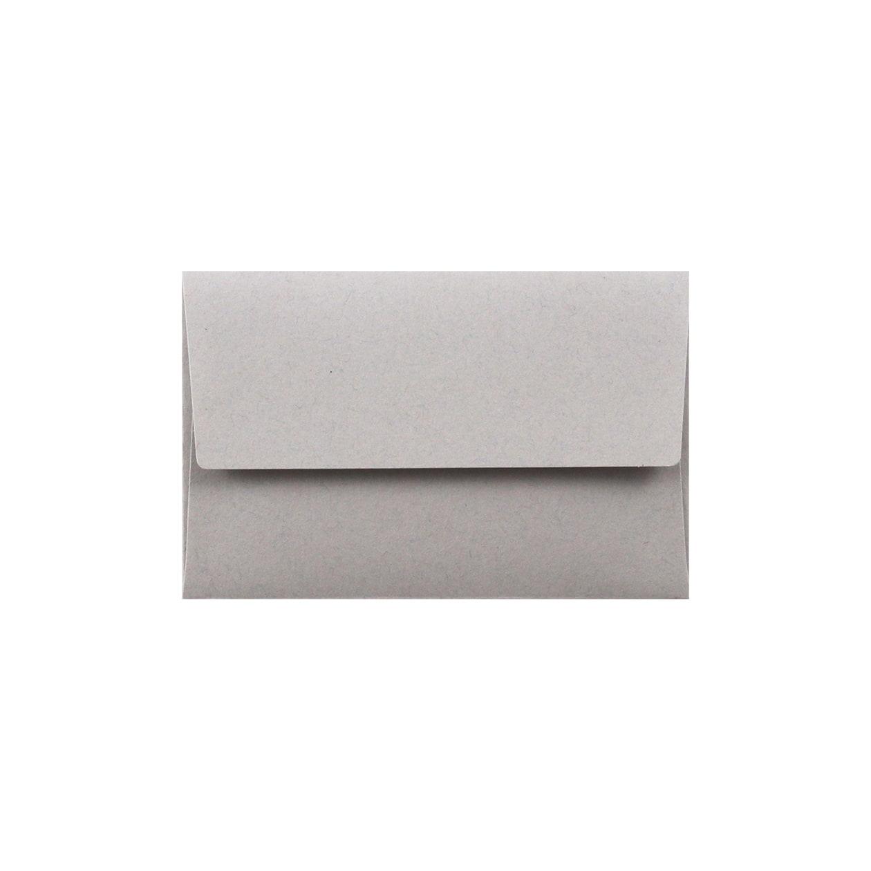 NEカマス封筒 HAGURUMA Basic ライナーグレイ 100g