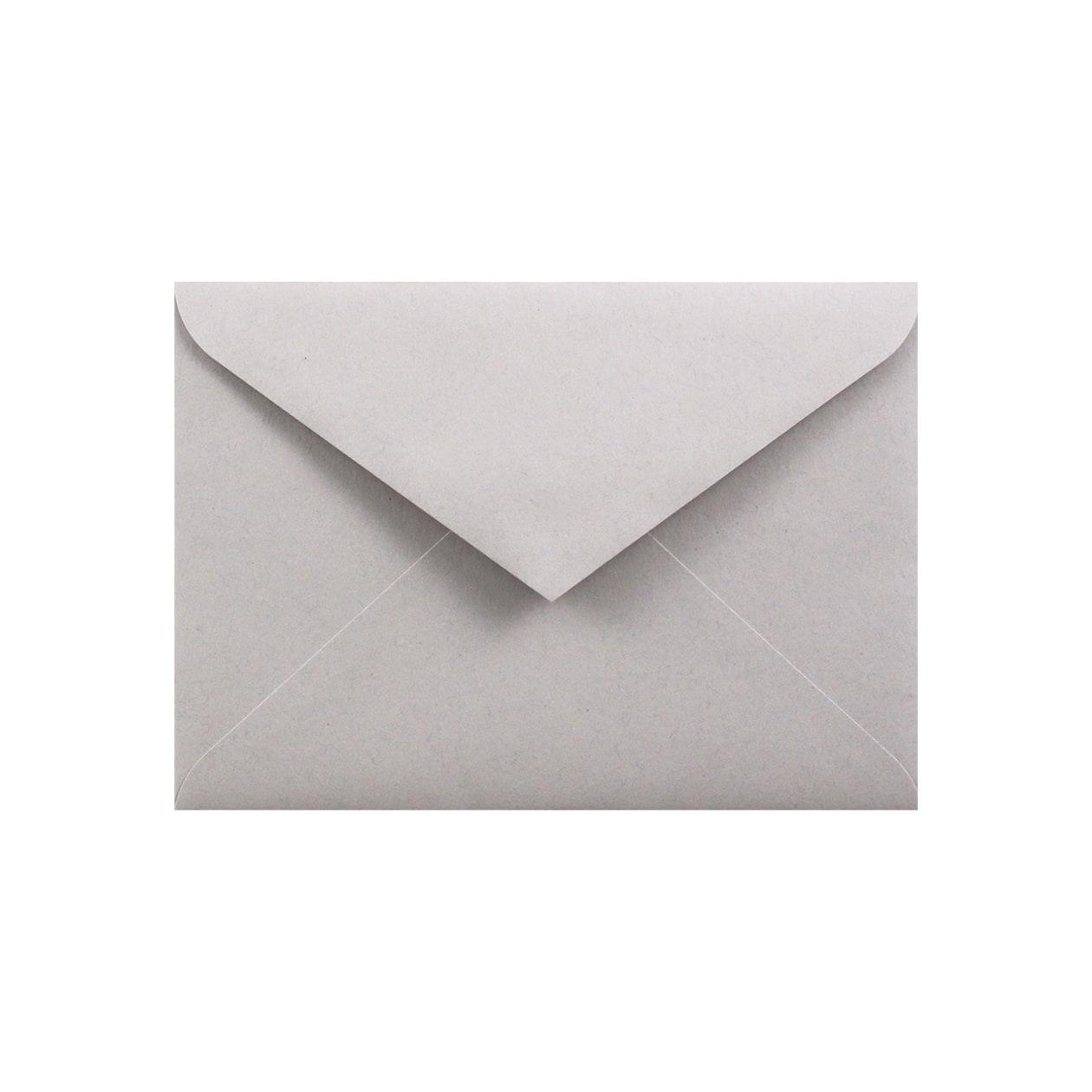 洋2ダイア封筒 HAGURUMA Basic ライナーグレイ 100g