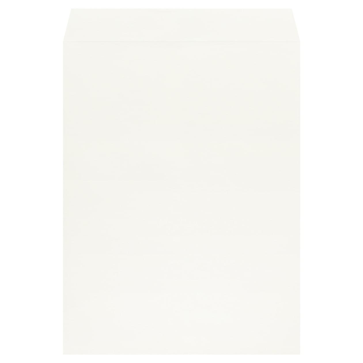 角0封筒 HAGURUMA Basic ソフトクリーム 100g センター貼