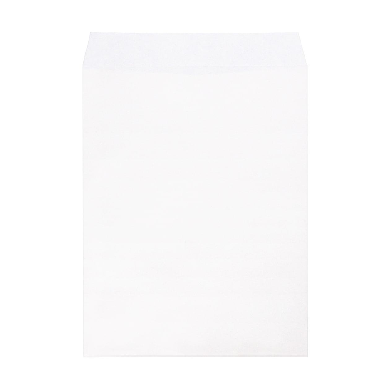 角3封筒 HAGURUMA Basic プレインホワイト 100g