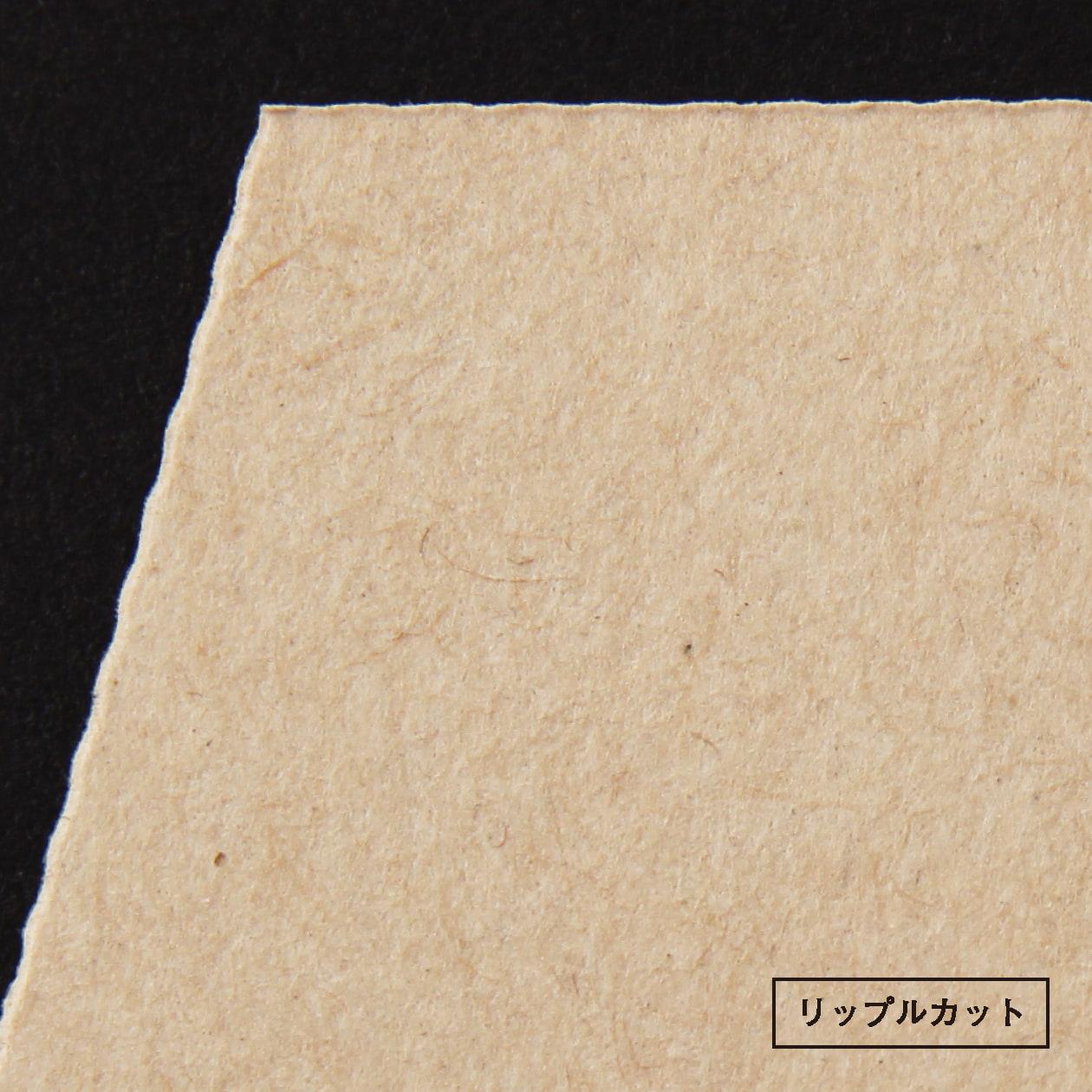 長3封筒 HAGURUMA Basic ウッドブラウン  100g