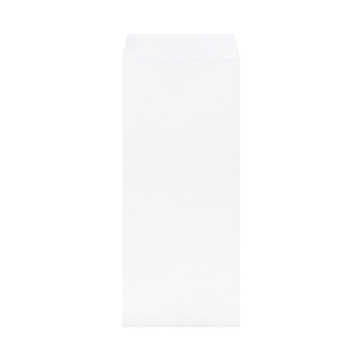 長4封筒 HAGURUMA Basic プレインホワイト 100g