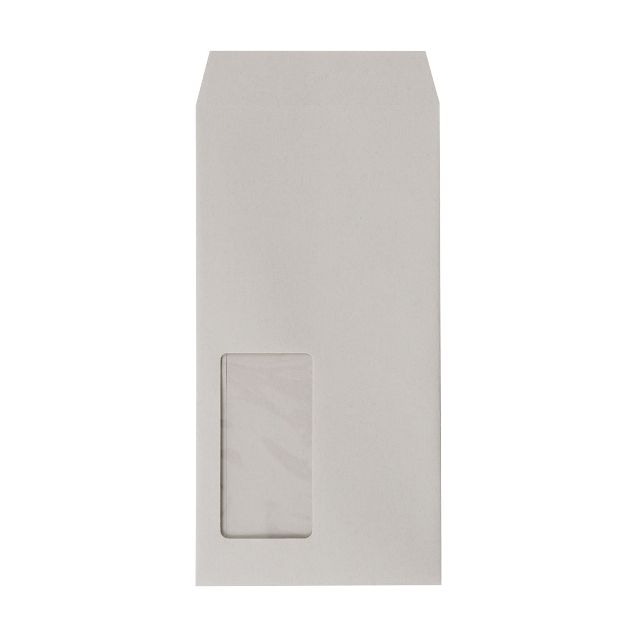 長3窓封筒 HAGURUMA Basic ライナーグレイ 100g