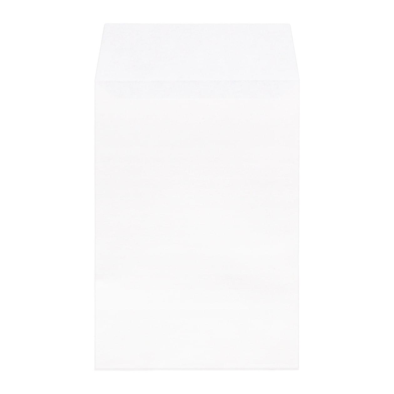 角6封筒 HAGURUMA Basic プレインホワイト 100g