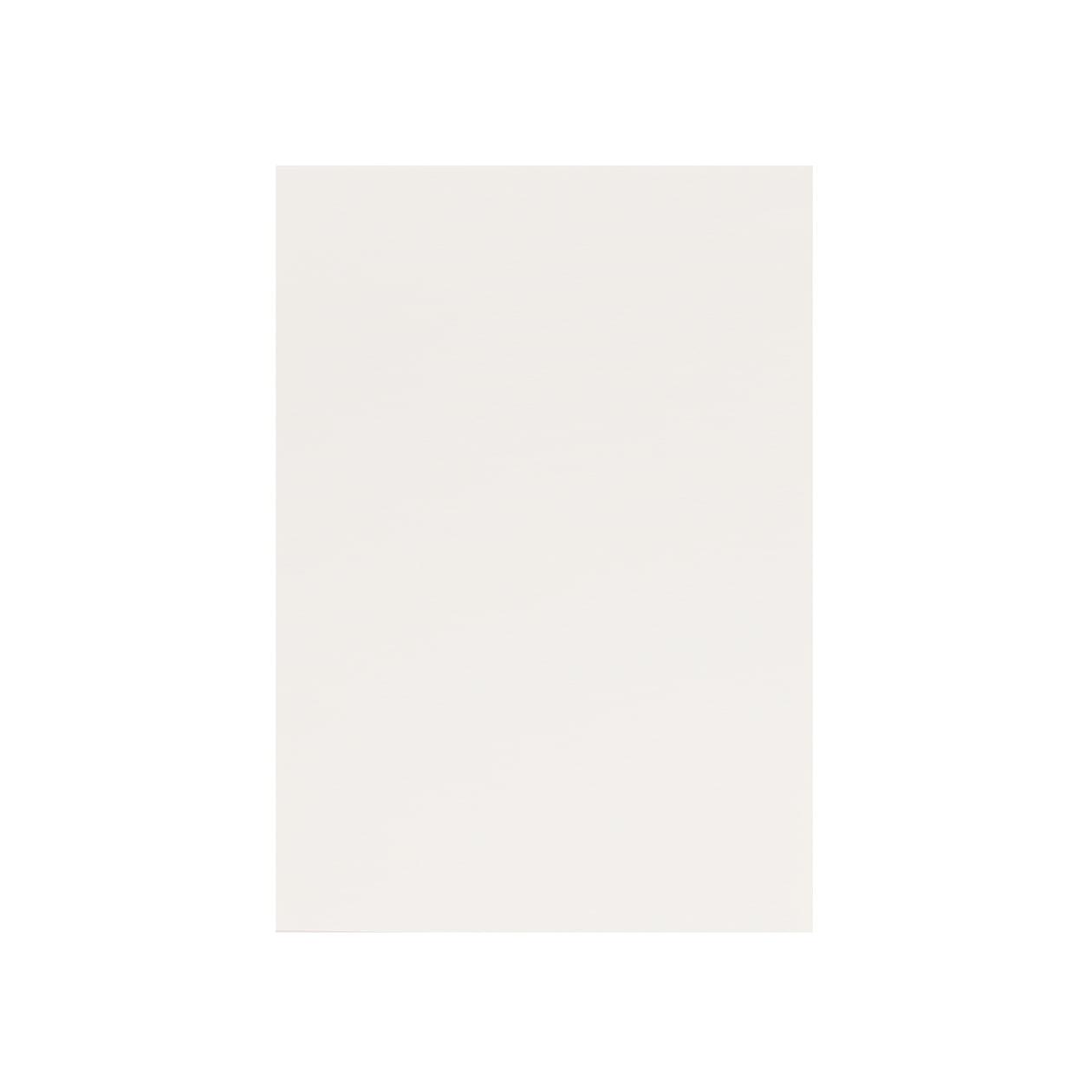 A6シール HAGURUMA Basic プレインホワイト