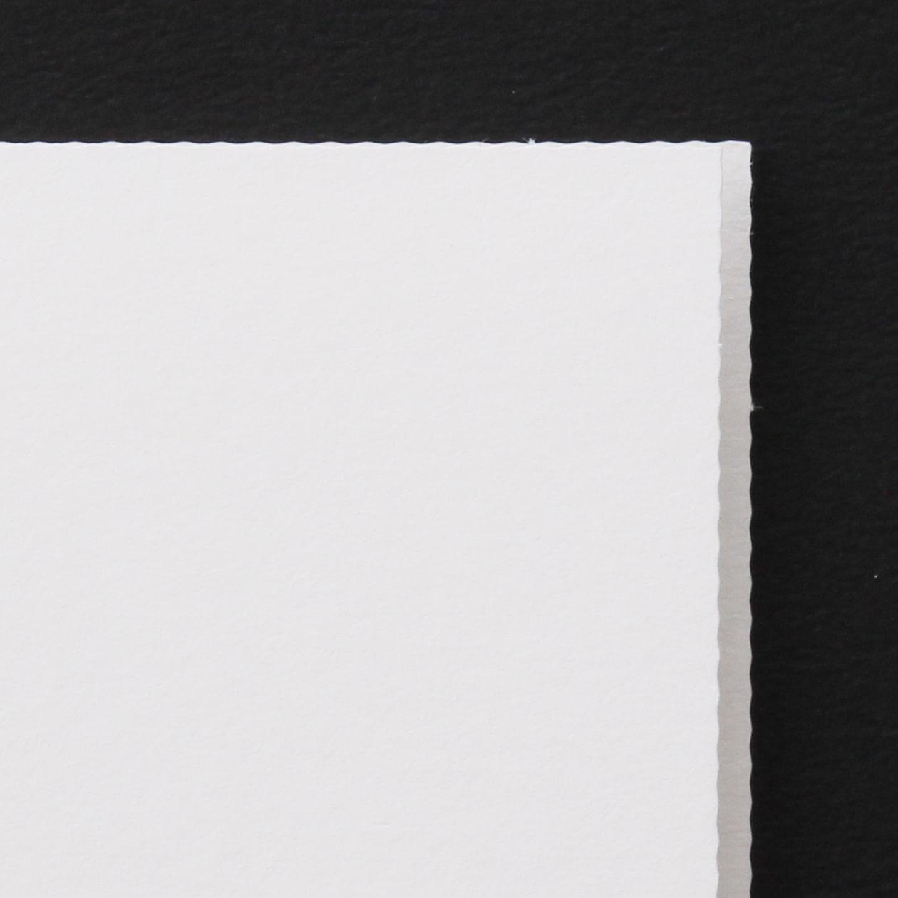 A4ファイル HAGURUMA Basic プレインホワイト 150g