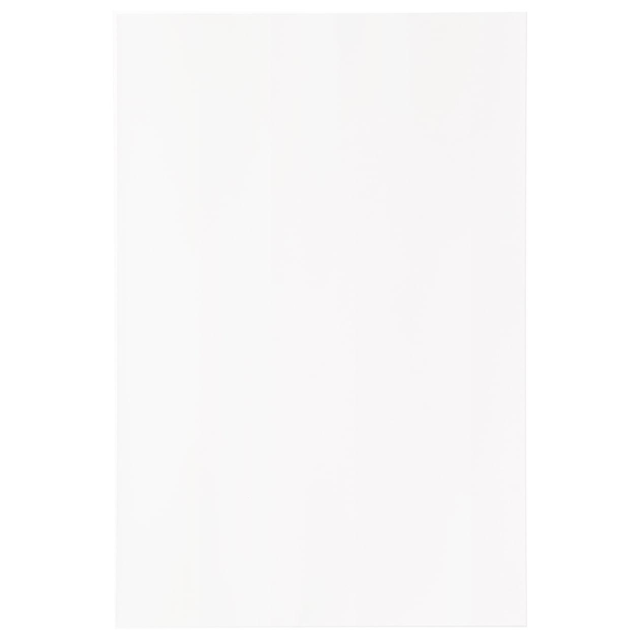 平袋240×360 HAGURUMA Basic プレインホワイト 100g