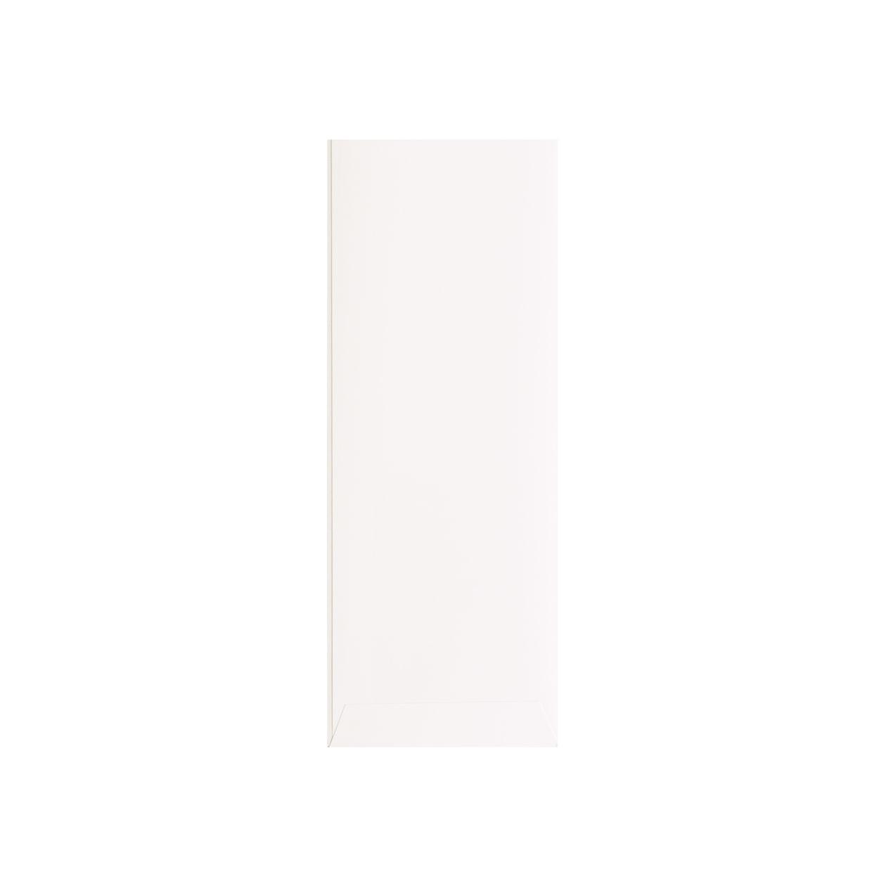 平袋90×235窓付 HAGURUMA Basic プレインホワイト 100g