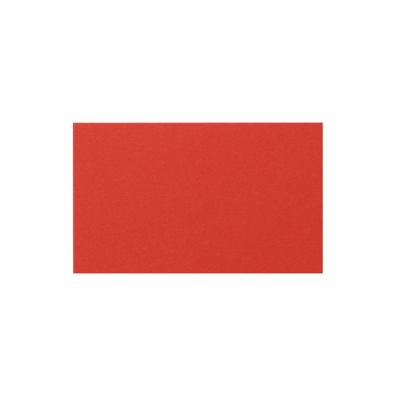 ネームカード ボード紙 レッド 465g