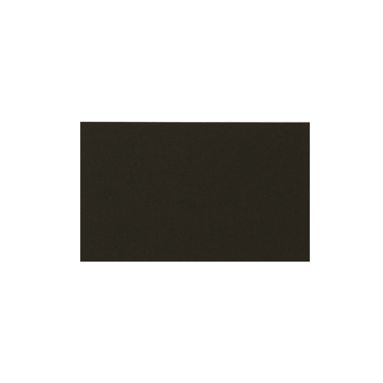 ネームカード ボード紙 ブラック 464g