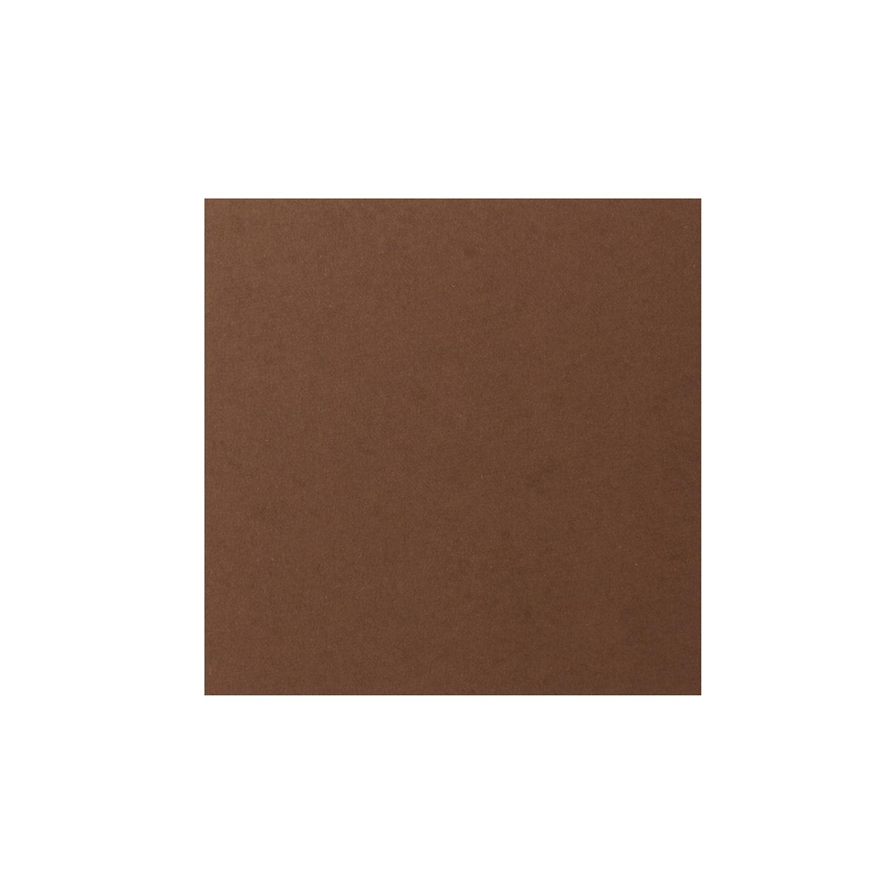#27カード ボード紙 チョコレート 450g