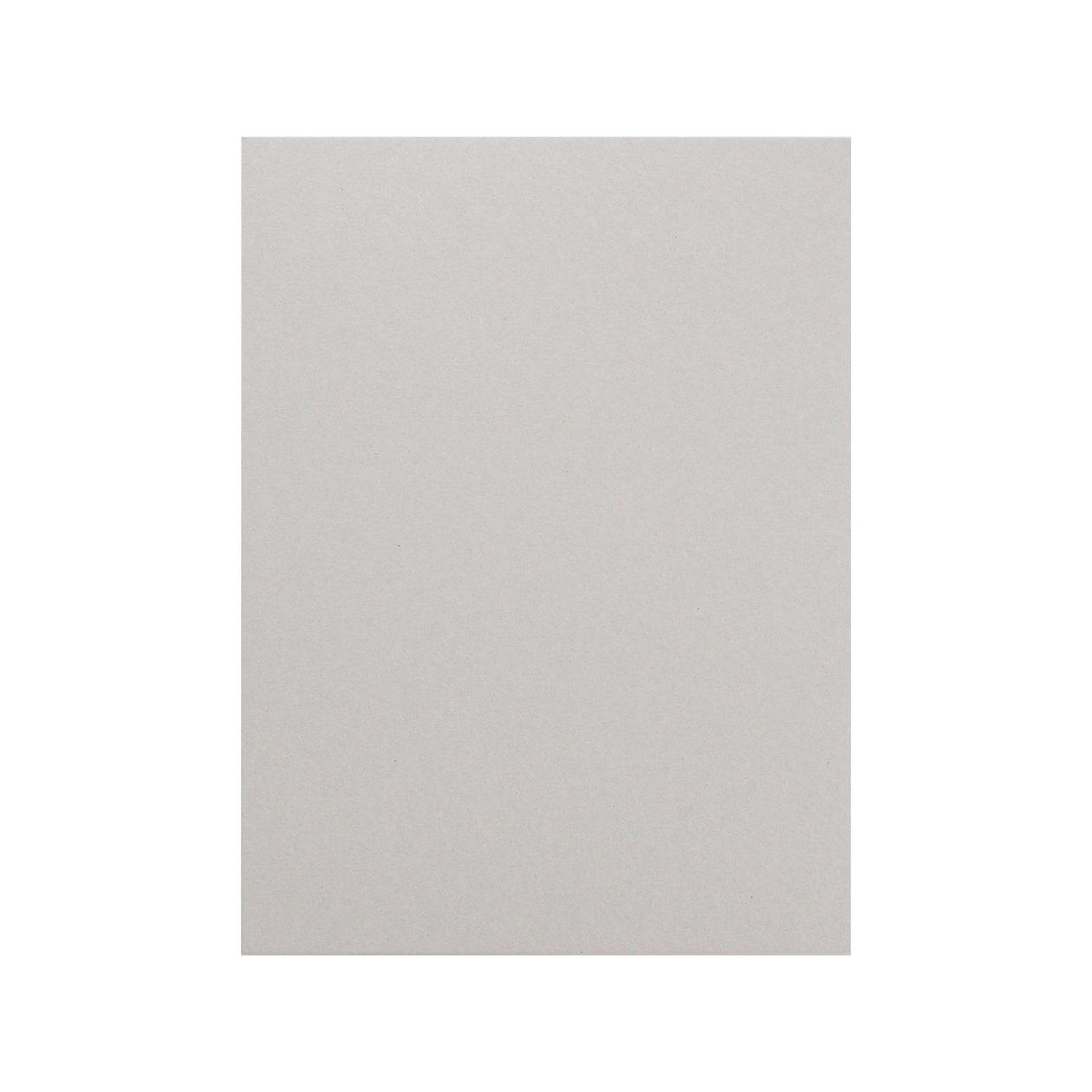 A5カード+30 ボード紙 グレー 600g