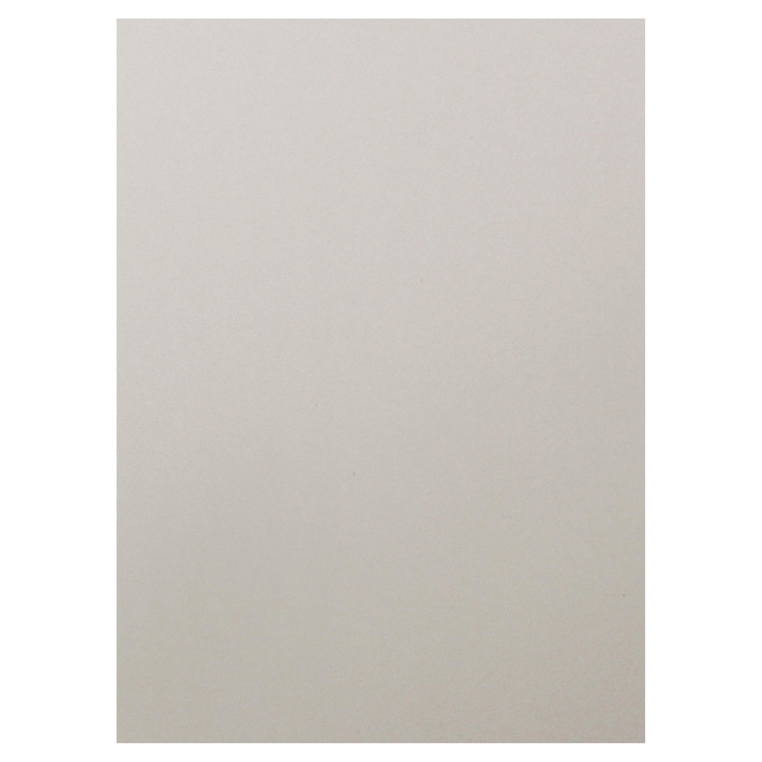 A4カード+α ボード紙 グレー 270g