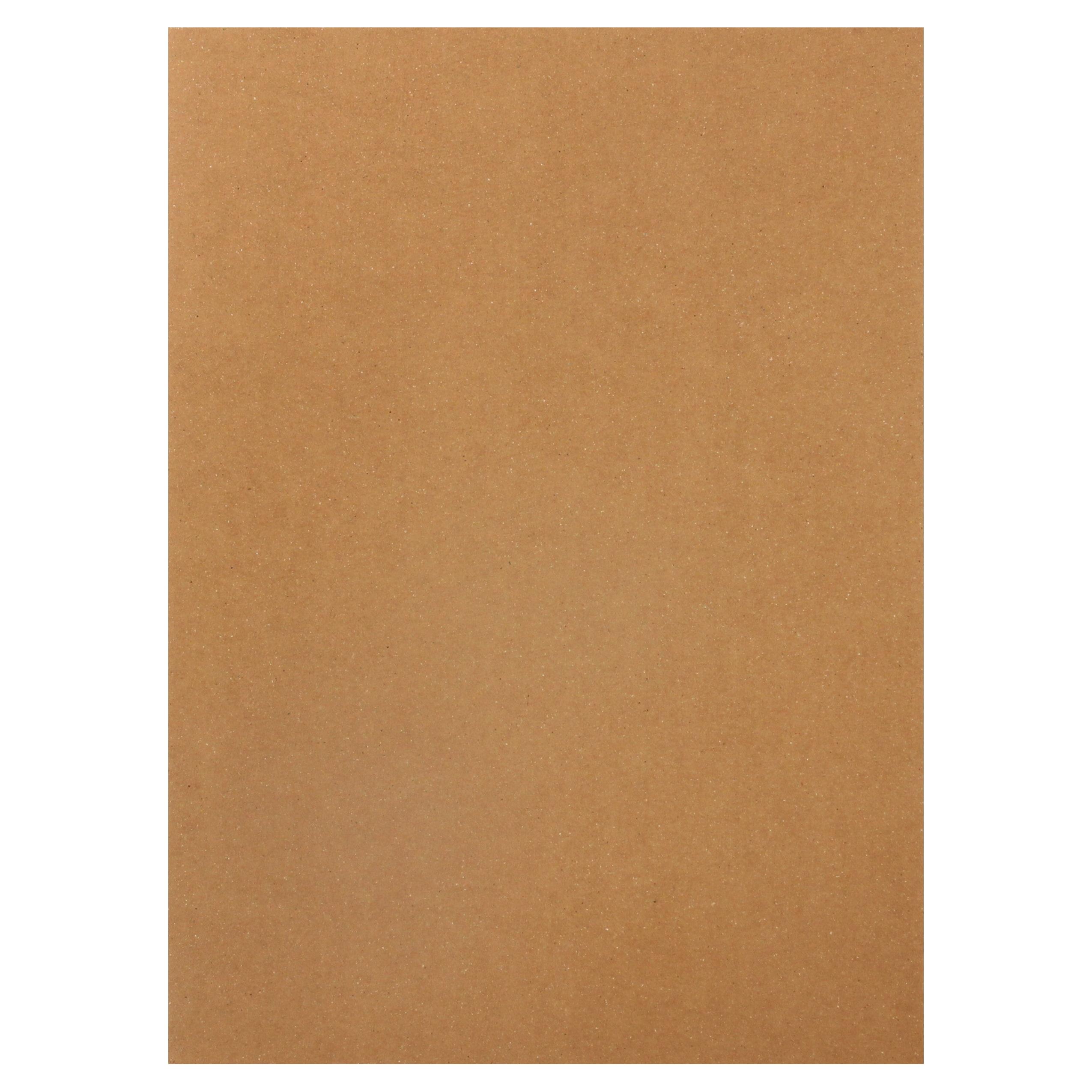 A4カード+α ボード紙 ブラウン 270g