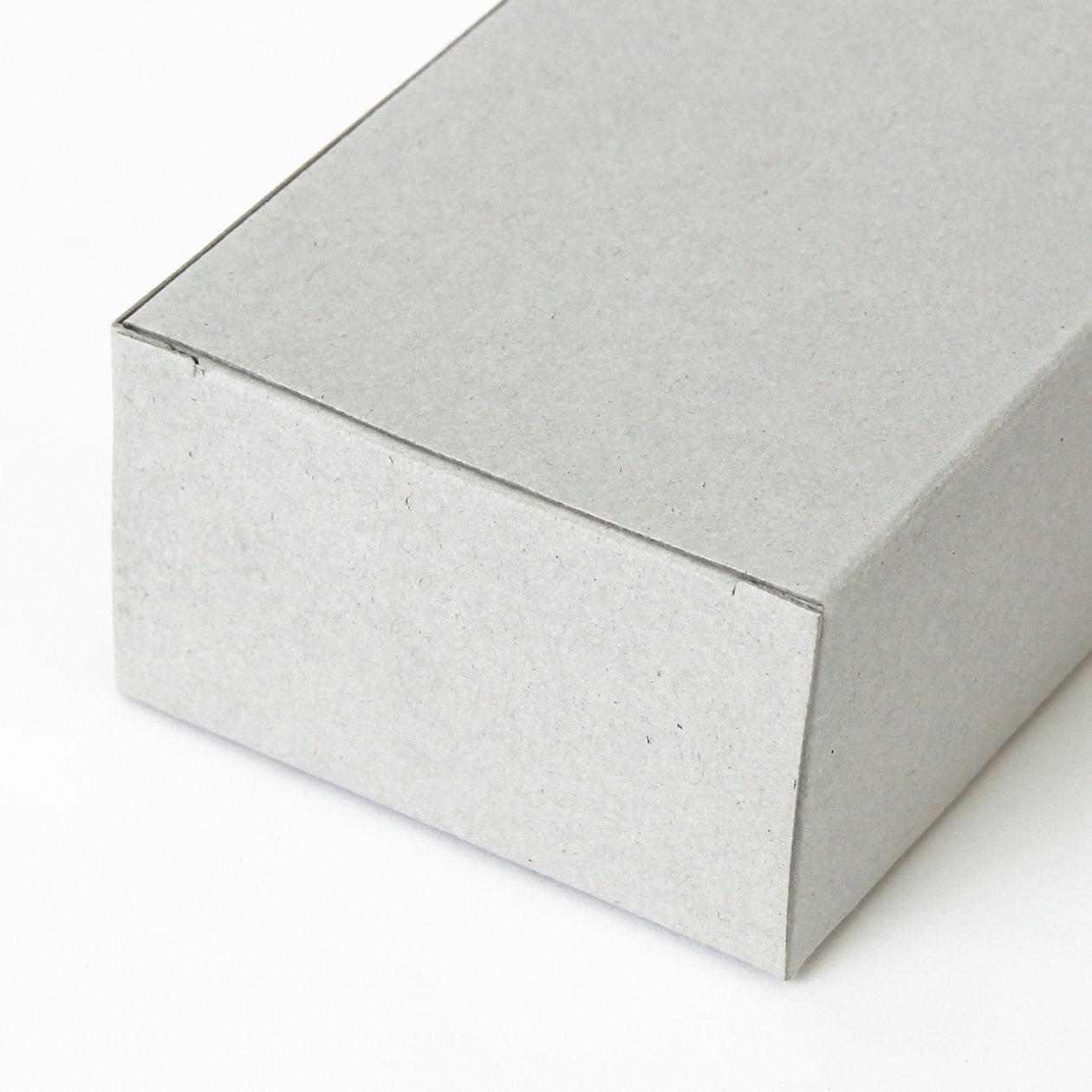 キャラメル箱60×35×95 ボード紙 グレー 270g