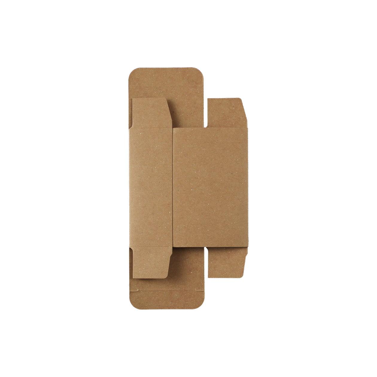 キャラメル箱60×35×95 ボード紙 ブラウン 270g