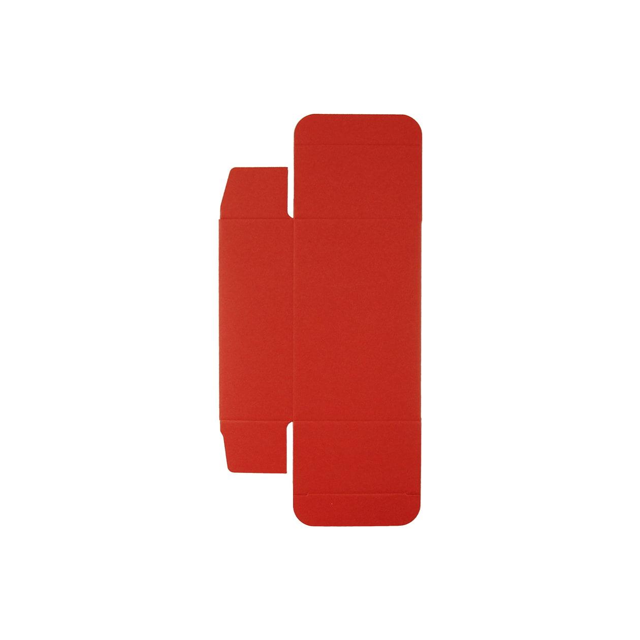 キャラメル箱60×35×95 ボード紙 レッド 250g