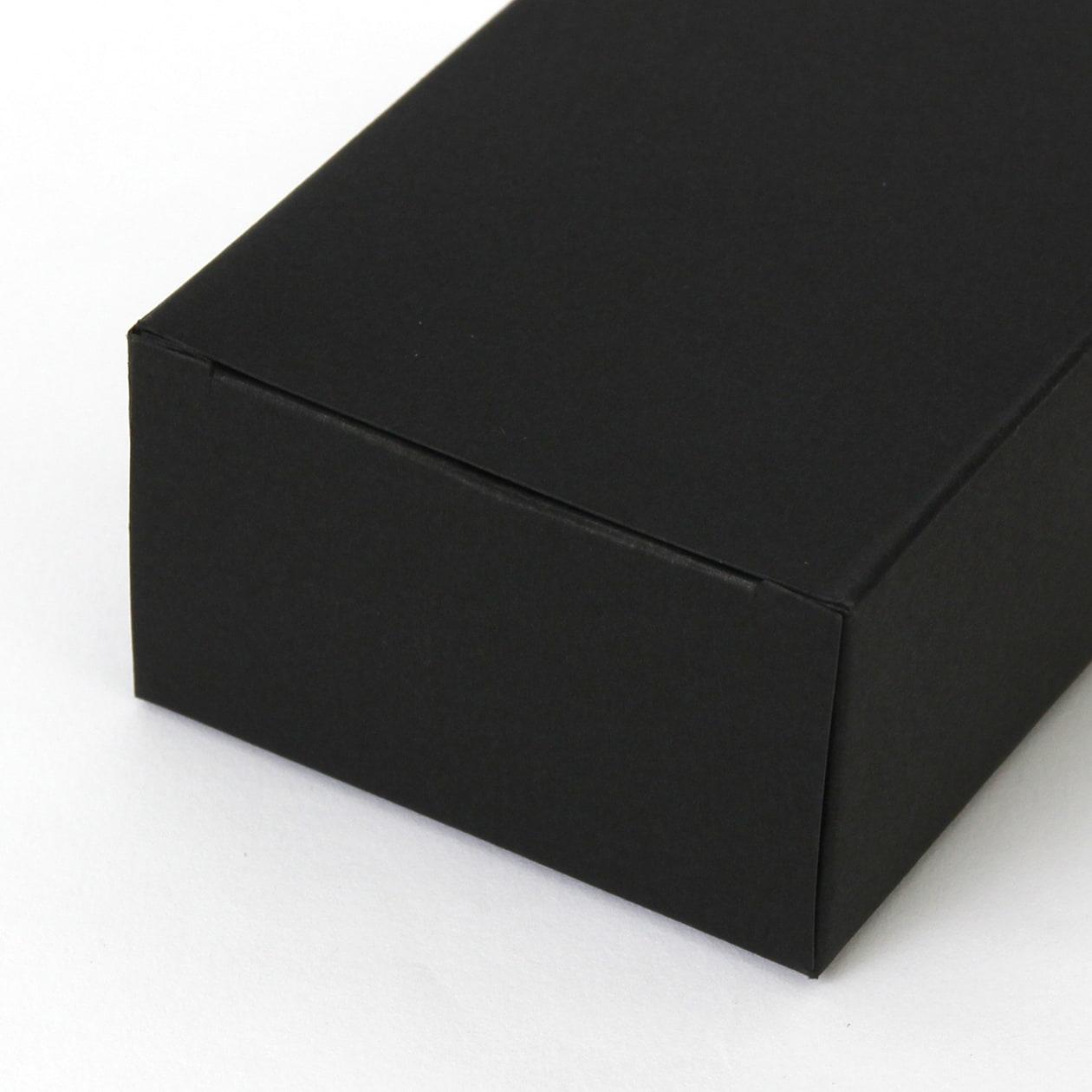 キャラメル箱60×35×95 ボード紙 ブラック 258.1g