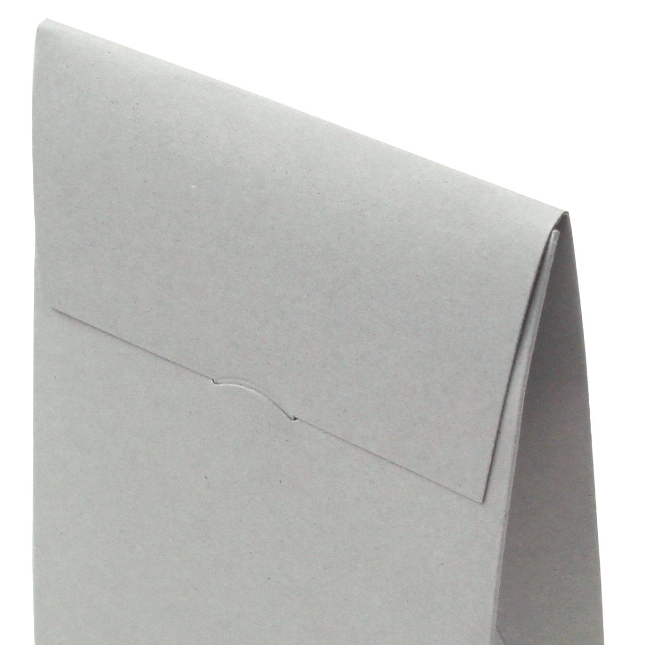 角底箱ロック式120×180×50 ボード紙 グレー 270g