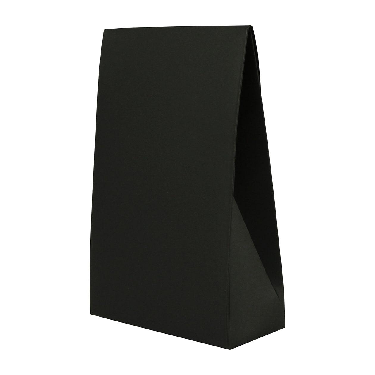 角底箱ロック式120×180×50 ボード紙 ブラック 258.1g