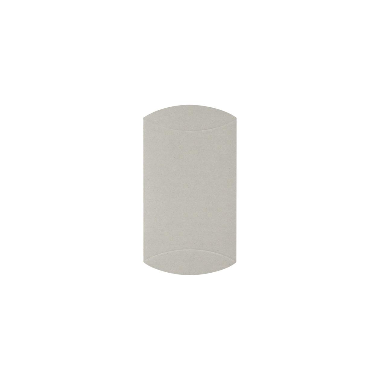 ピローケース75×115×20 ボード紙 グレー 270g