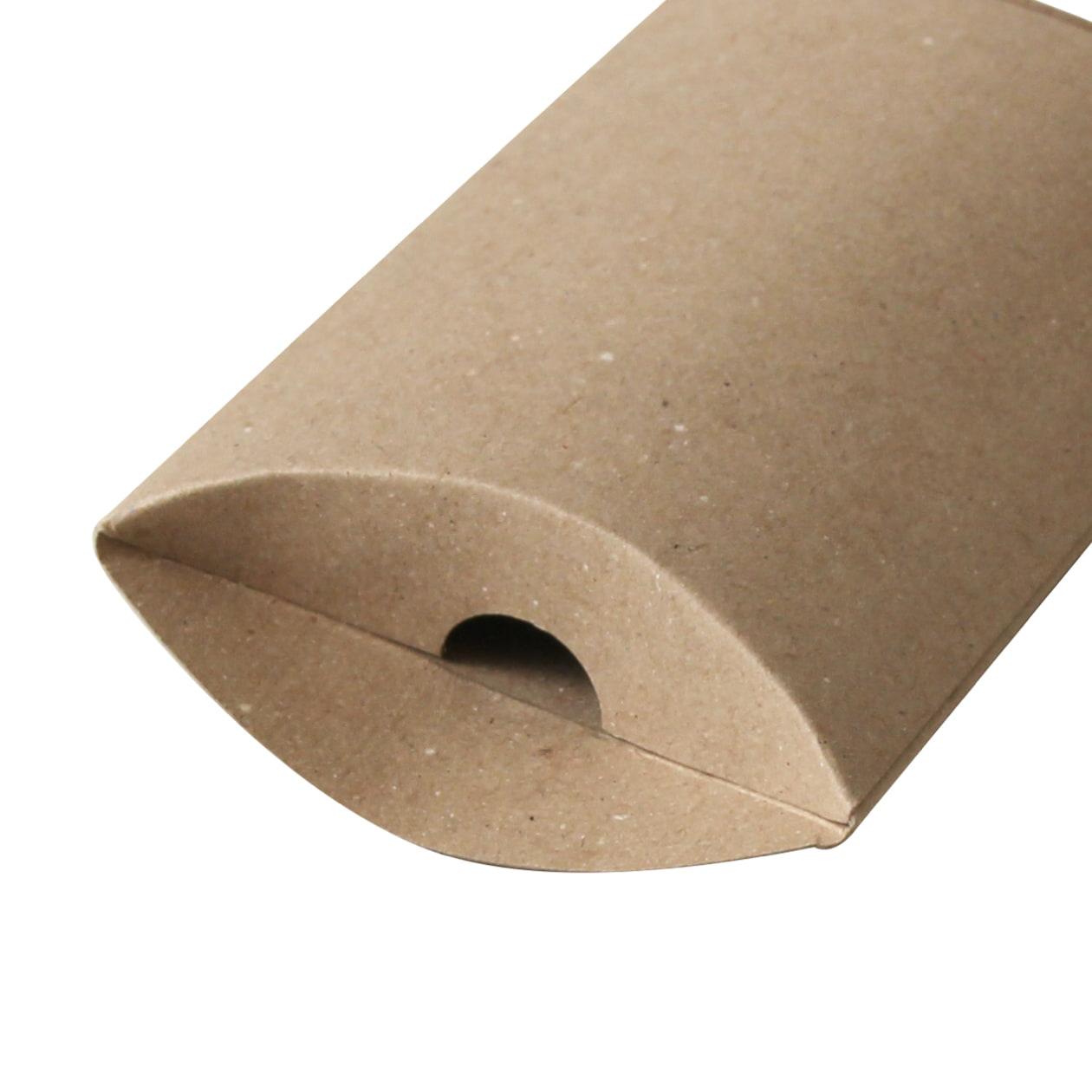 ピローケース75×115×20 ボード紙 サンド 270g