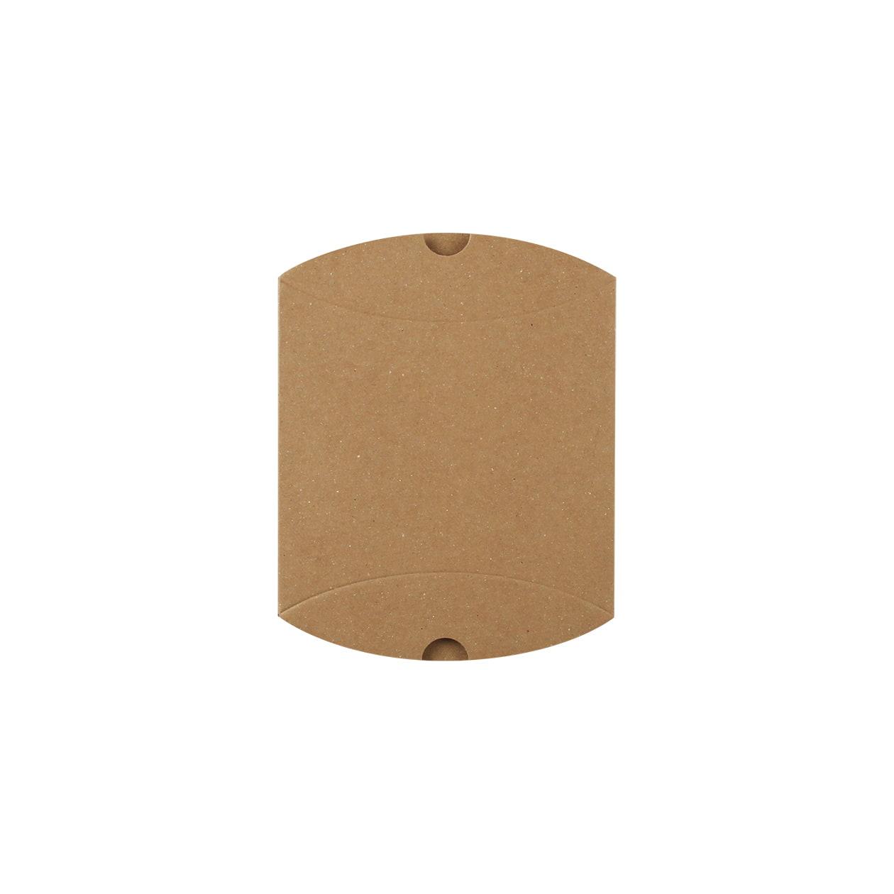 ピローケース115×115×30 ボード紙 ブラウン 270g