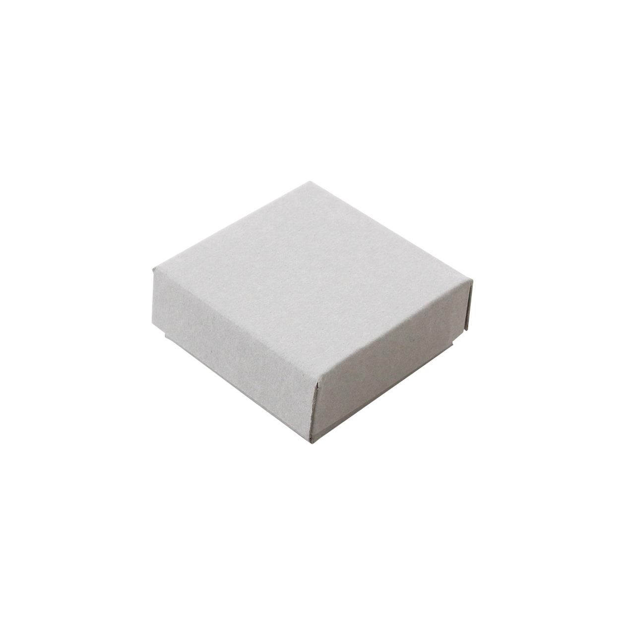 #386糊どめ箱 ボード紙 グレー 600g