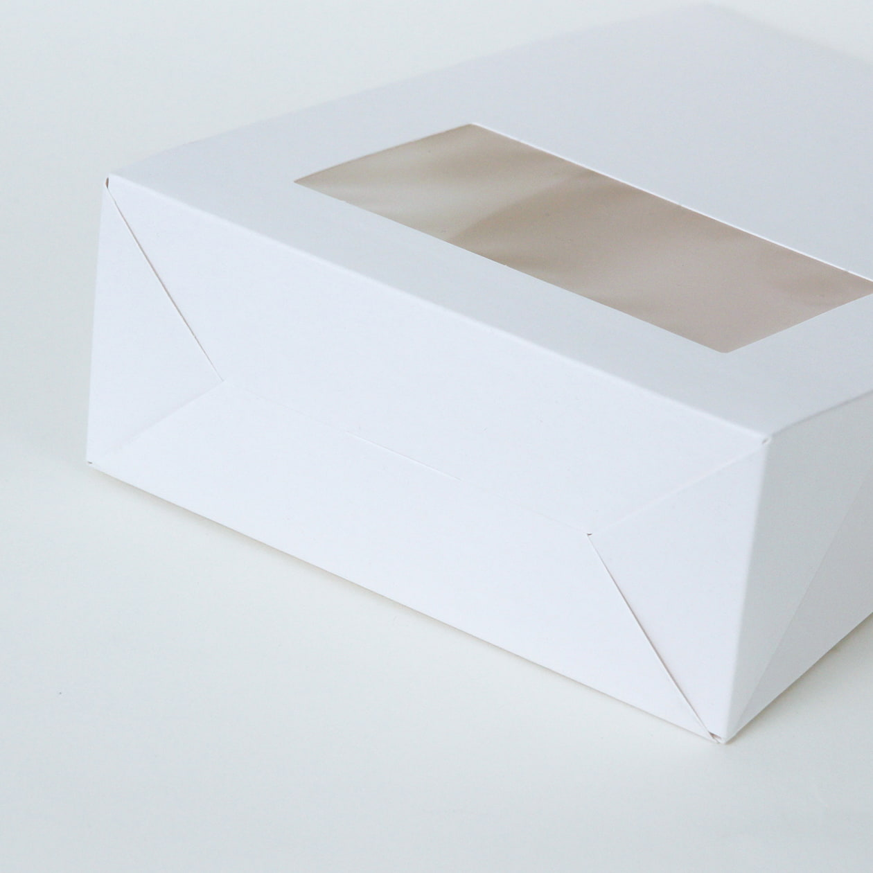 角底箱ロック式120×180×50 窓付 クラウド 261.6g