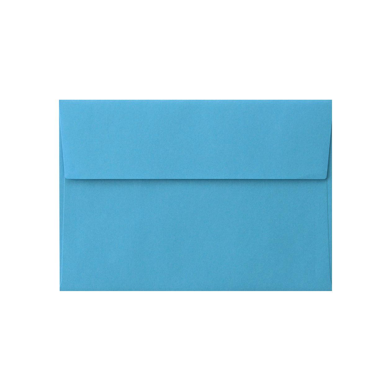 洋2カマス封筒 コニーカラー ブルー 85g