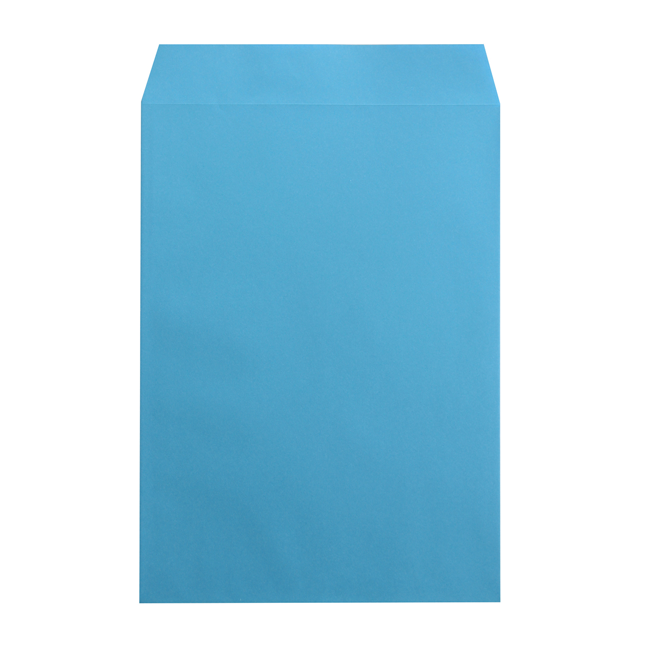 角2封筒 コニーカラー ブルー 85g