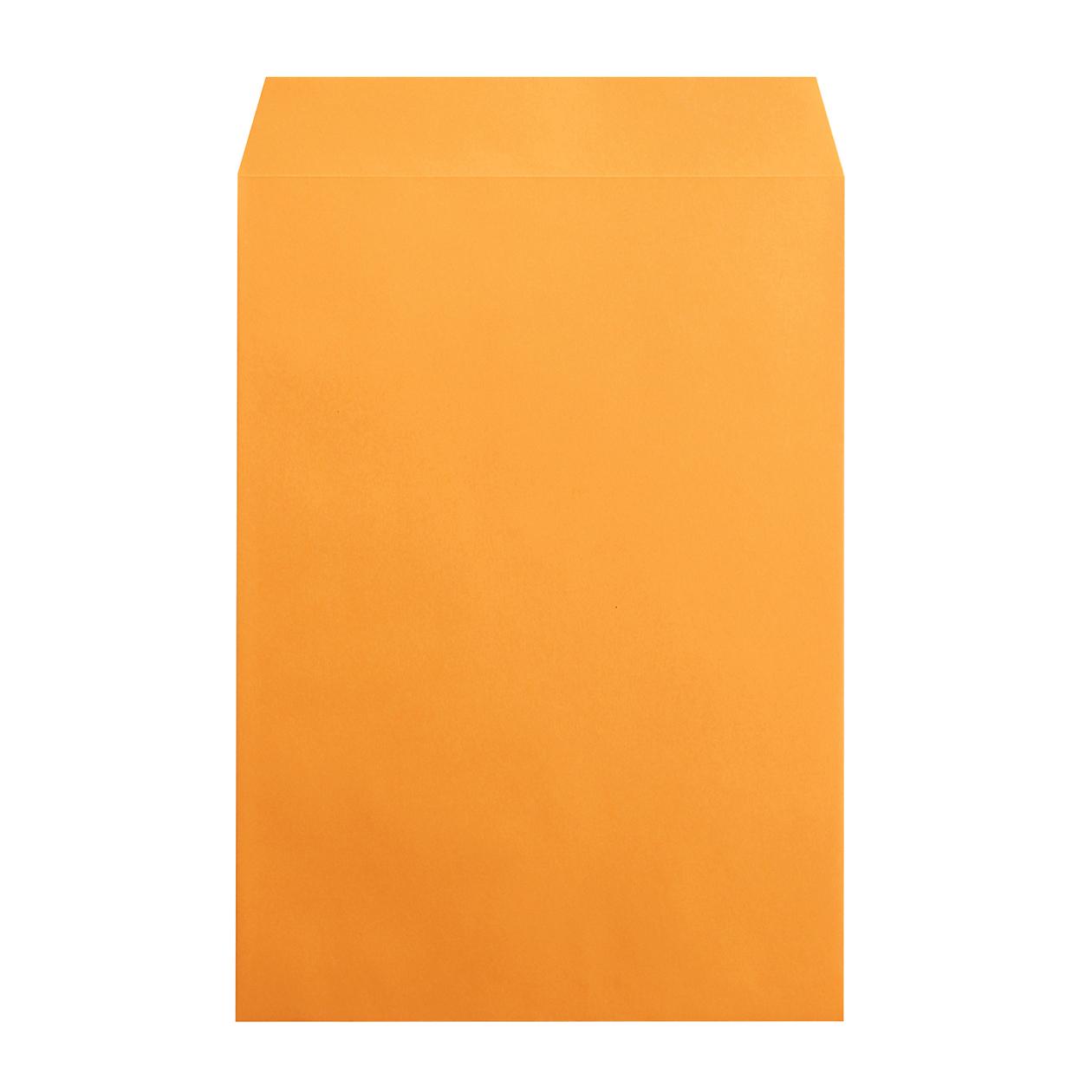 角2封筒 コニーカラー オレンジ 85g