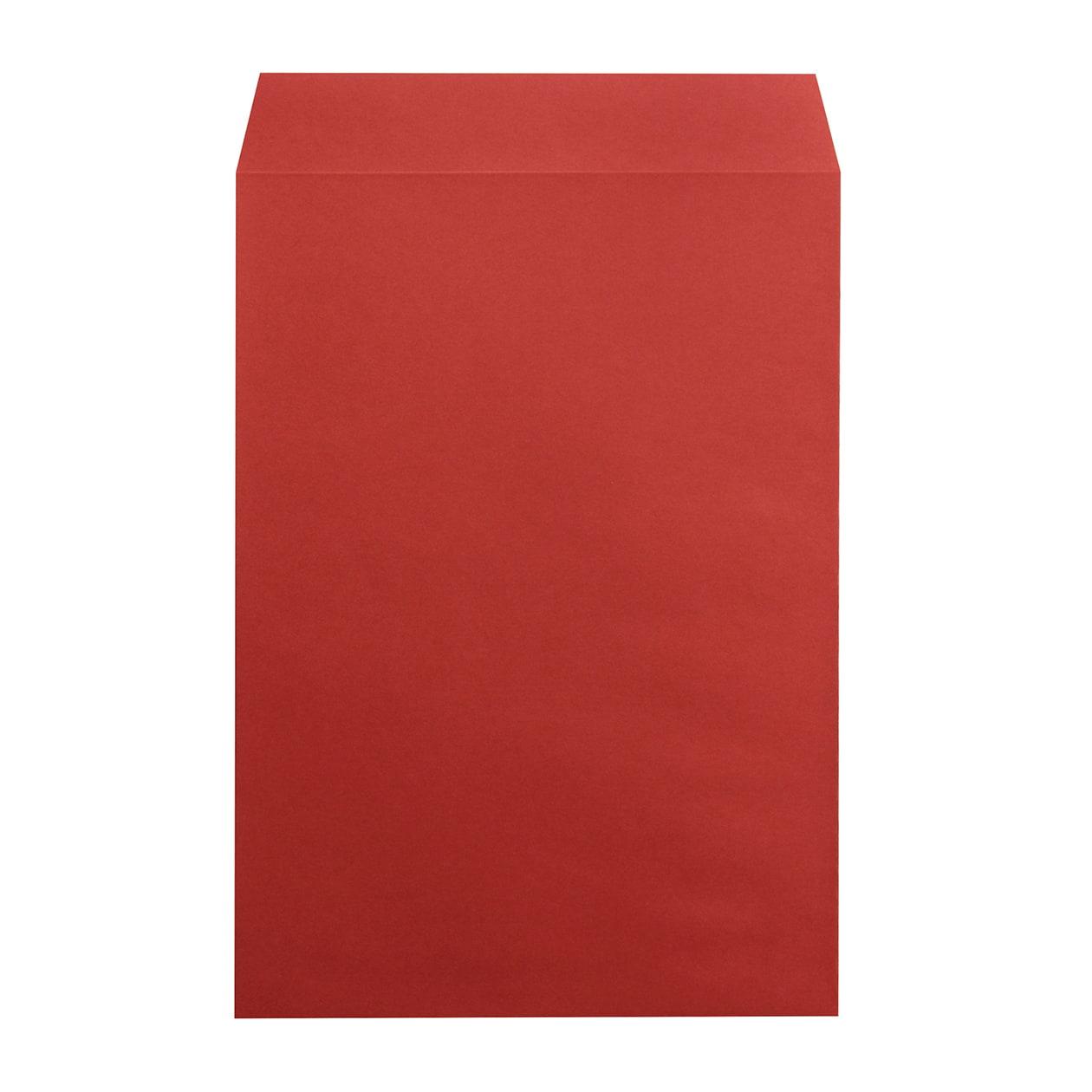 角2封筒 コニーカラー レッド 100g