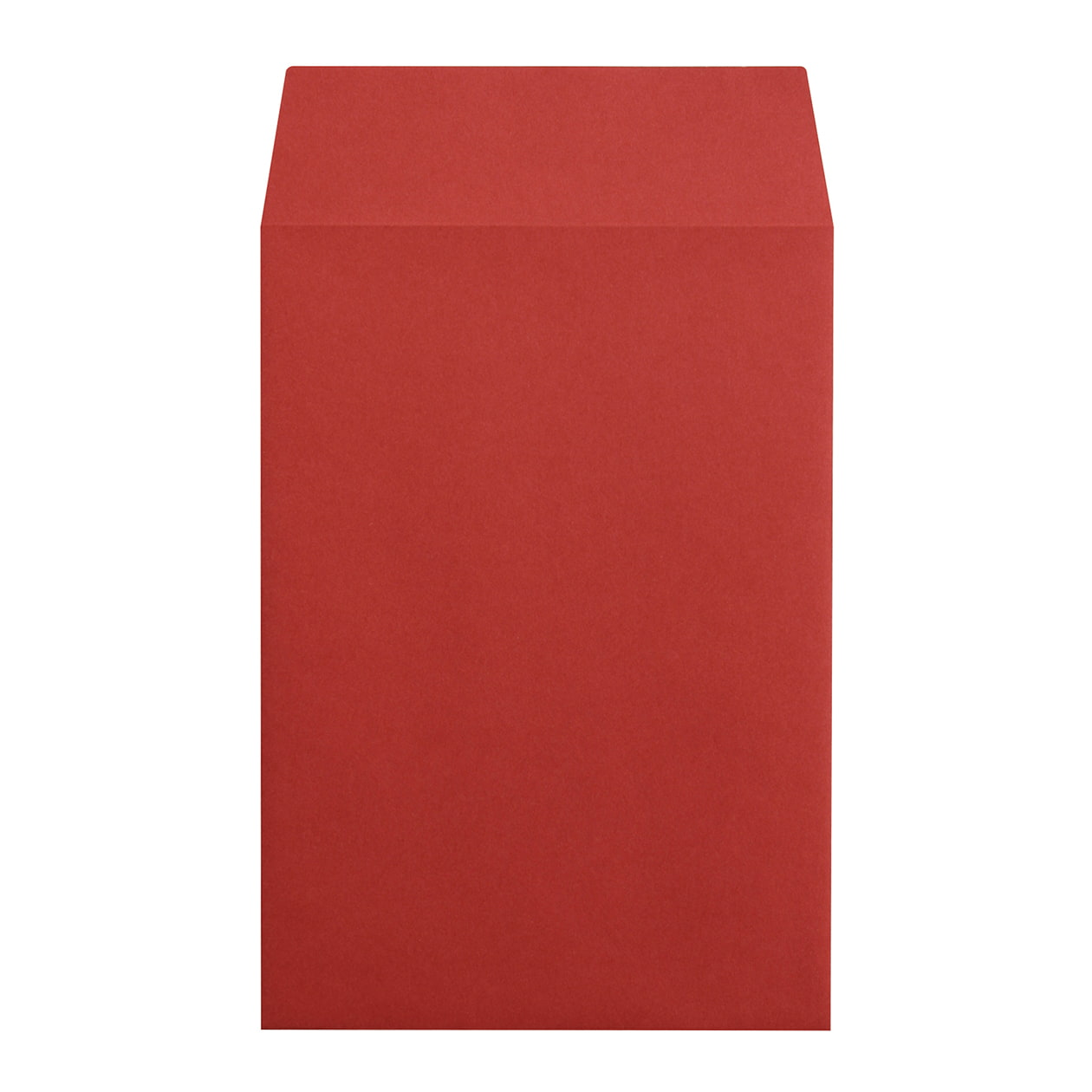 角6封筒 コニーカラー レッド 100g
