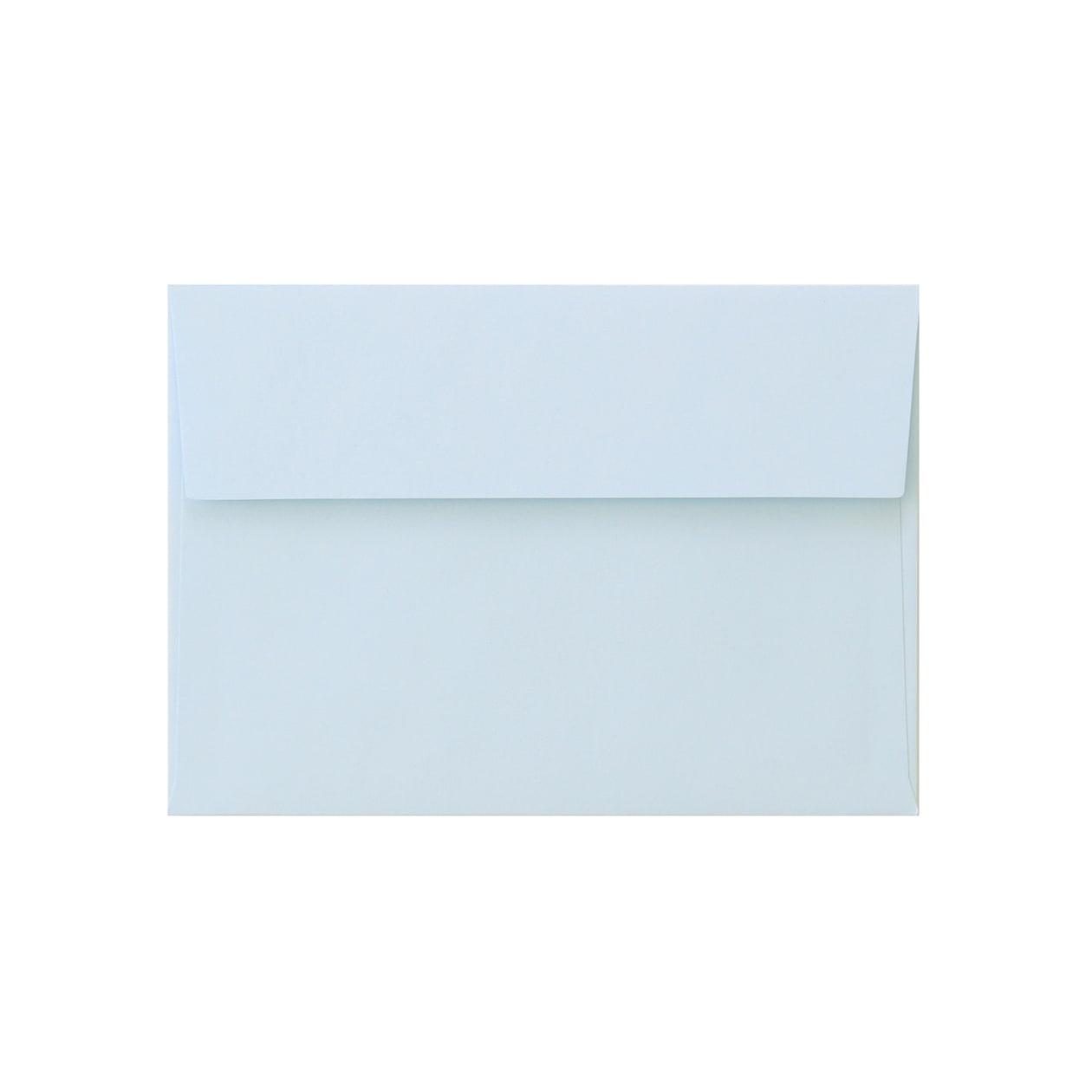 洋2カマス封筒 エコフレンドリーカラー アースブルー 100g