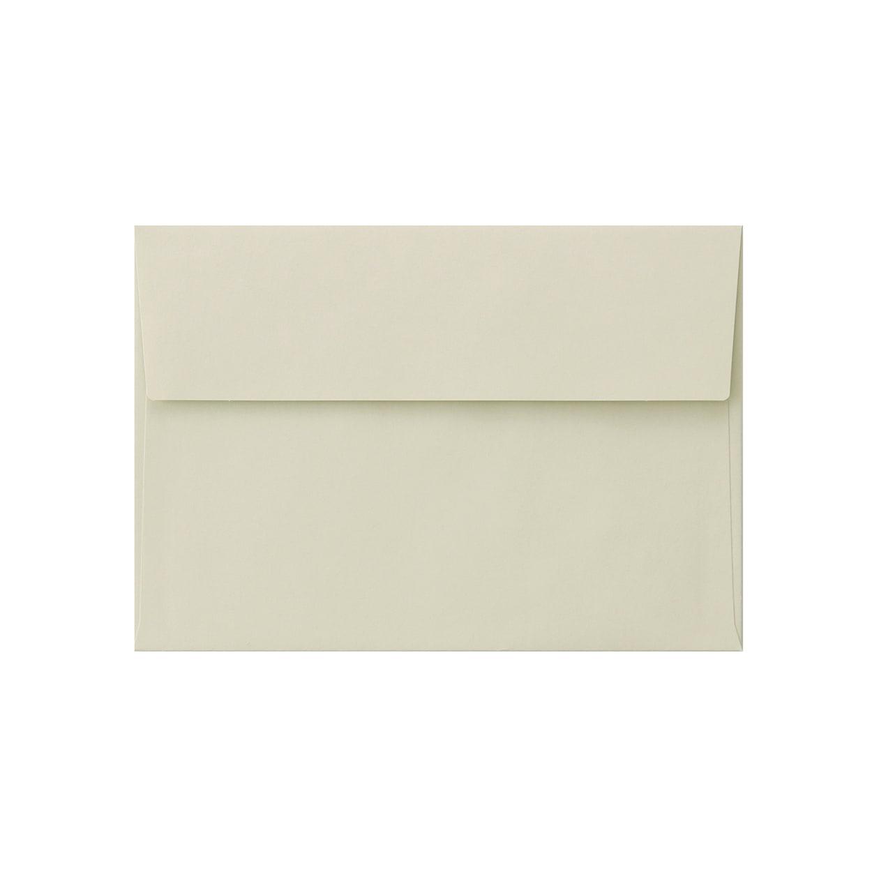洋2カマス封筒 エコフレンドリーカラー ミストグレイ 100g