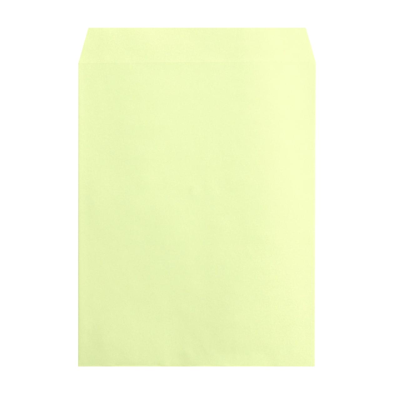 角3封筒 エコフレンドリーカラー リーフグリーン 100g