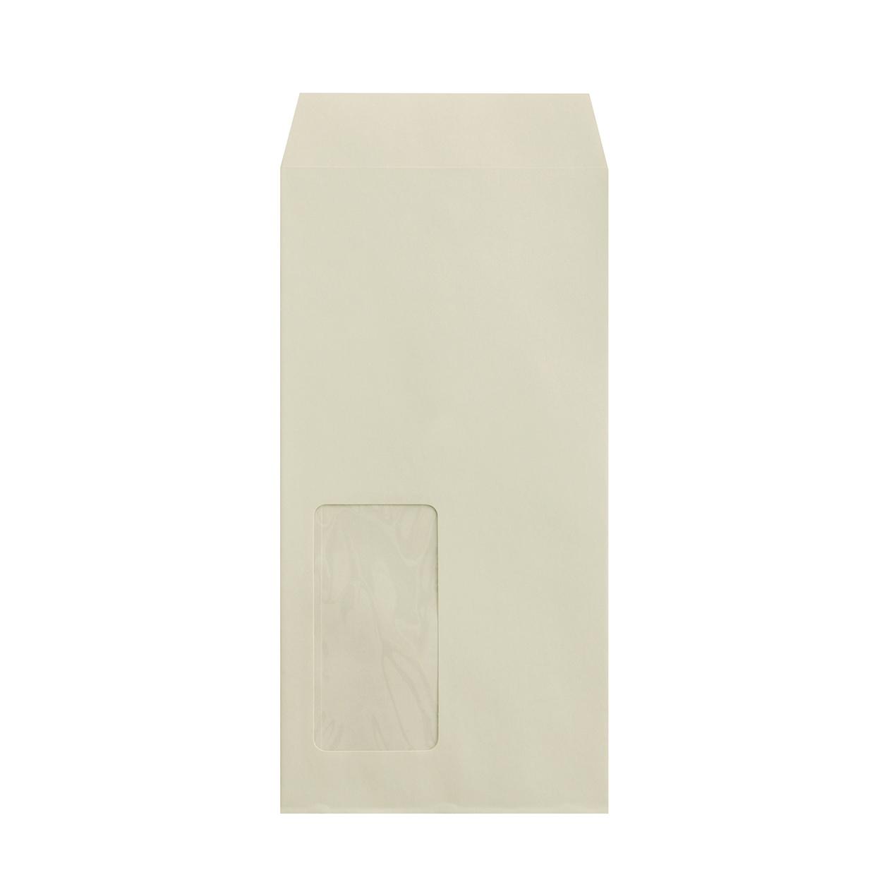 長3窓封筒 エコフレンドリーカラー ミストグレイ 100g