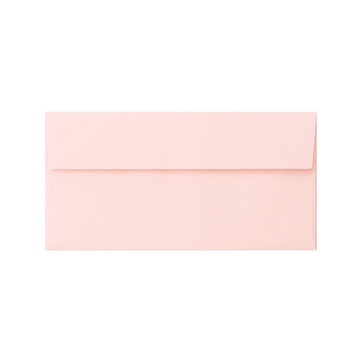長3カマス封筒 エコフレンドリーカラー さくらピンク 100g