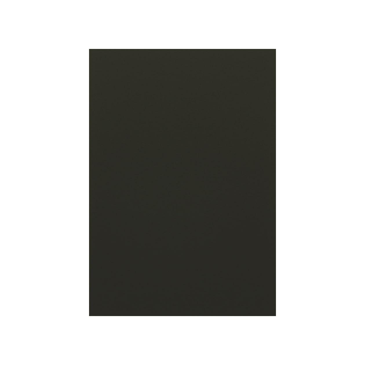 Pカード Colors マットブラック 290g