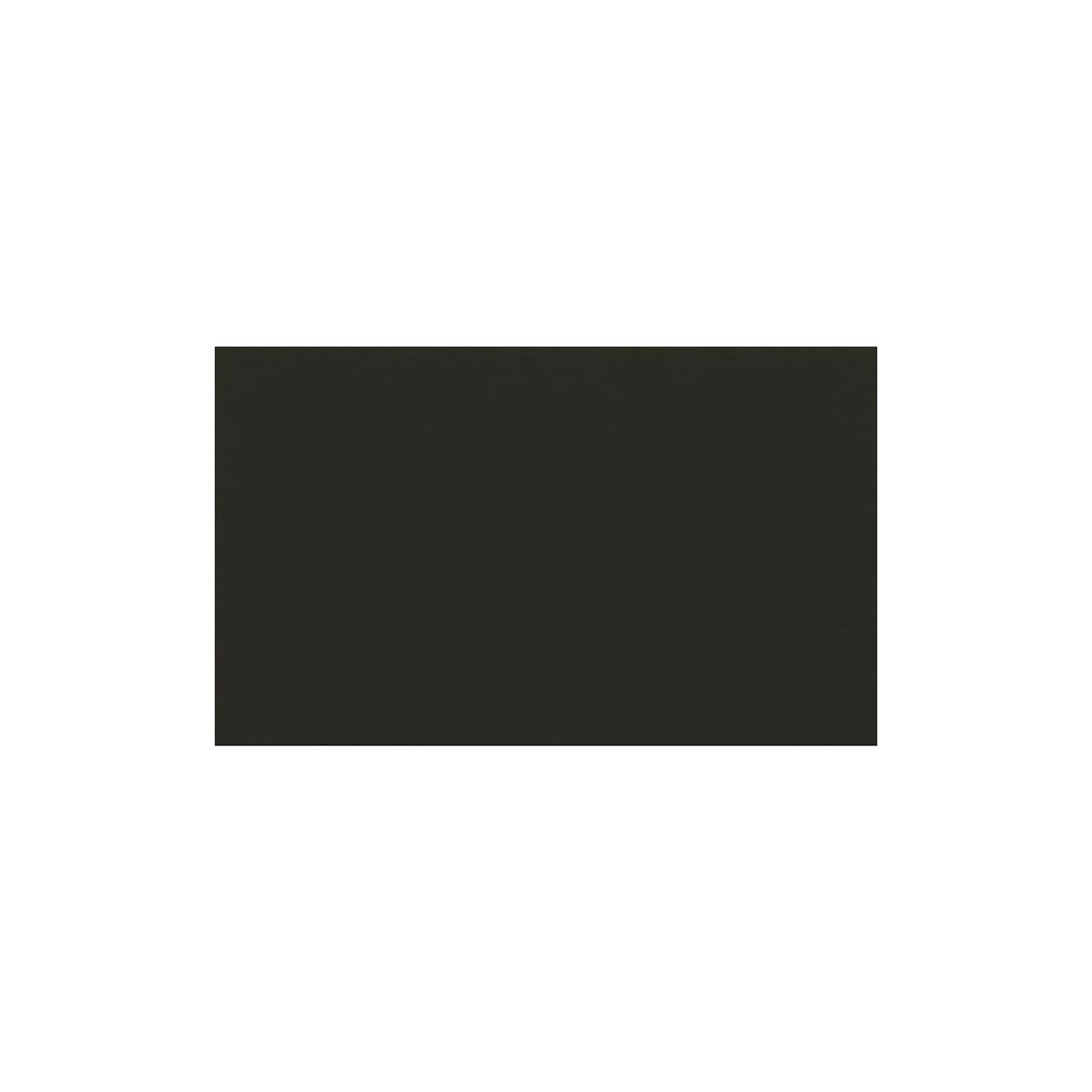 ネームカード Colors マットブラック 290g