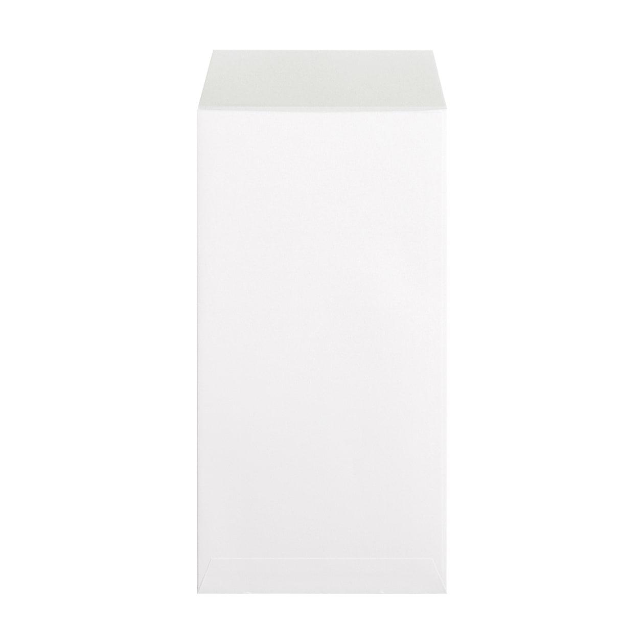長3窓封筒 コットンオペーク ホワイト 116.3g