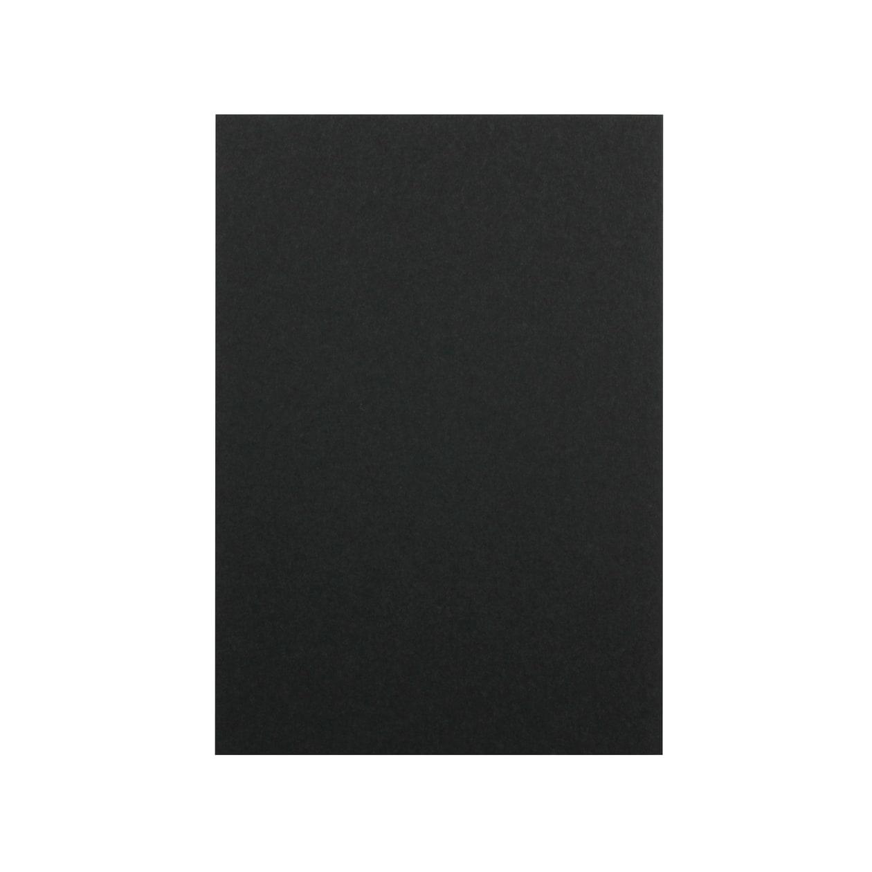Pカード コットン(NTラシャ) 黒 244.3g